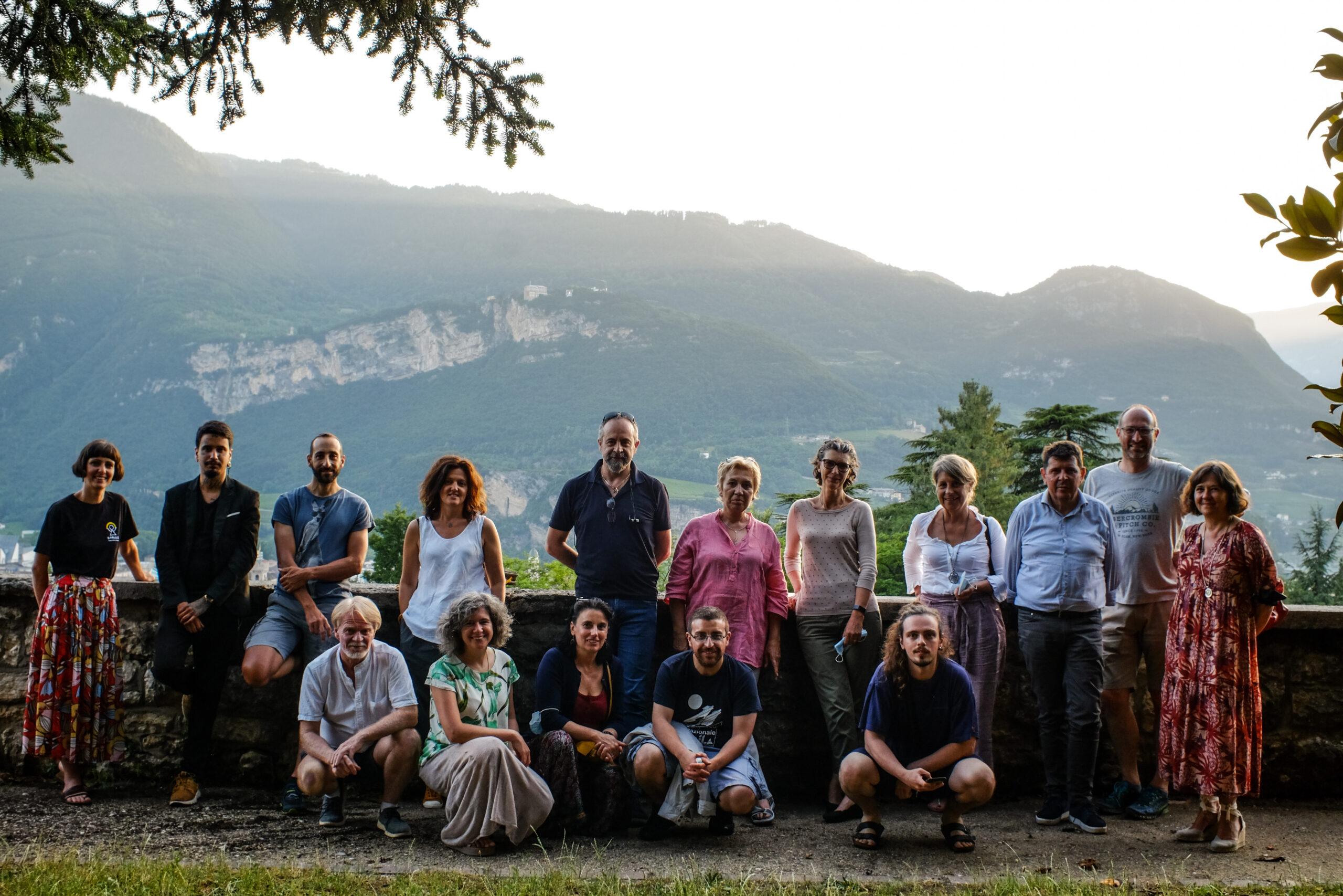 Soci e socie della cooperativa Forchetta e Rastrello